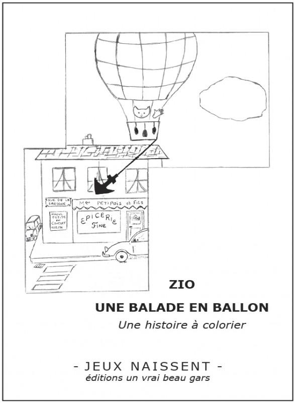 Une balade en ballon