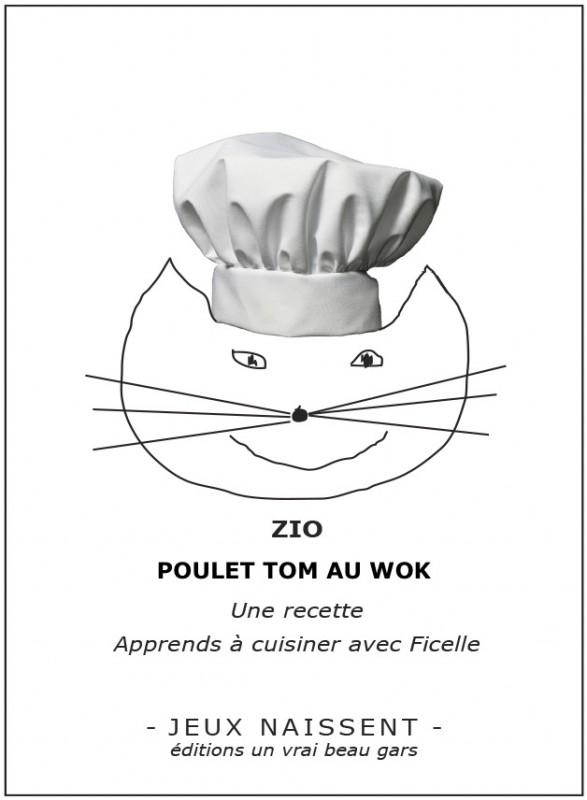 Poulet Tom au wok